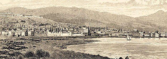 The Oldest Photo of #Thessaloniki on Display
