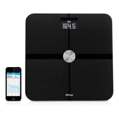 Withings - Smart Body Analyzer and digital weighing scales - Apple Store (UK)