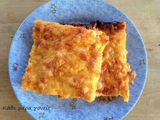 Κάθε μέρα Γονείς: Στην κουζίνα για εύκολη πίτσα