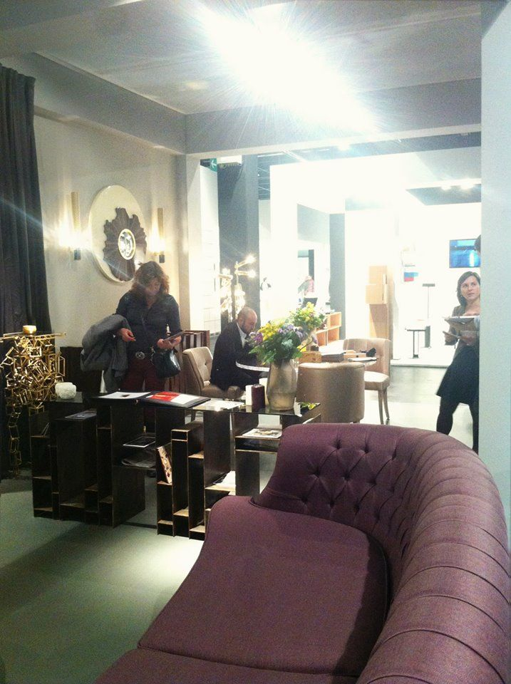 brabbu imm cologne 2014 trends interior design trade. Black Bedroom Furniture Sets. Home Design Ideas