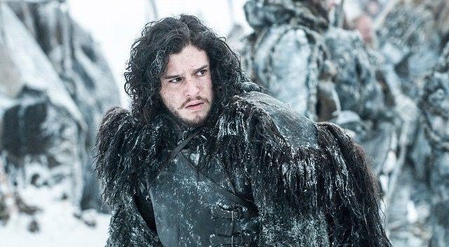 Jon Snow!! Ge of Thrones!