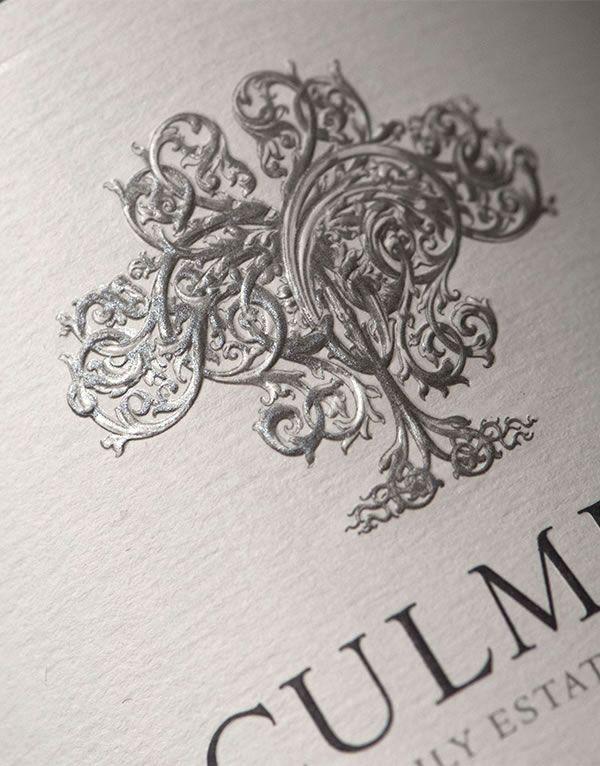 CF Napa Brand Design - Culmina Family Estate Winery - CF Napa