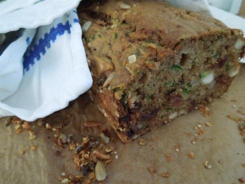 Kesäkurpitsa-tattarileipä | huumassa