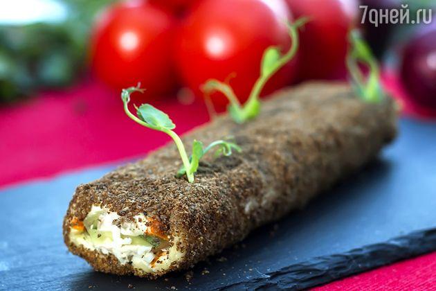 рулет «Мурманский» - просто невероятно замечательная закуска .