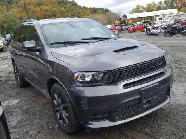 2020 Dodge Durango Sxt Plus Awd En 2021 Camionetas