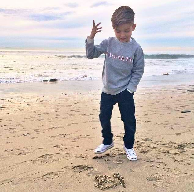 Alonso Mateo #kidsfashion