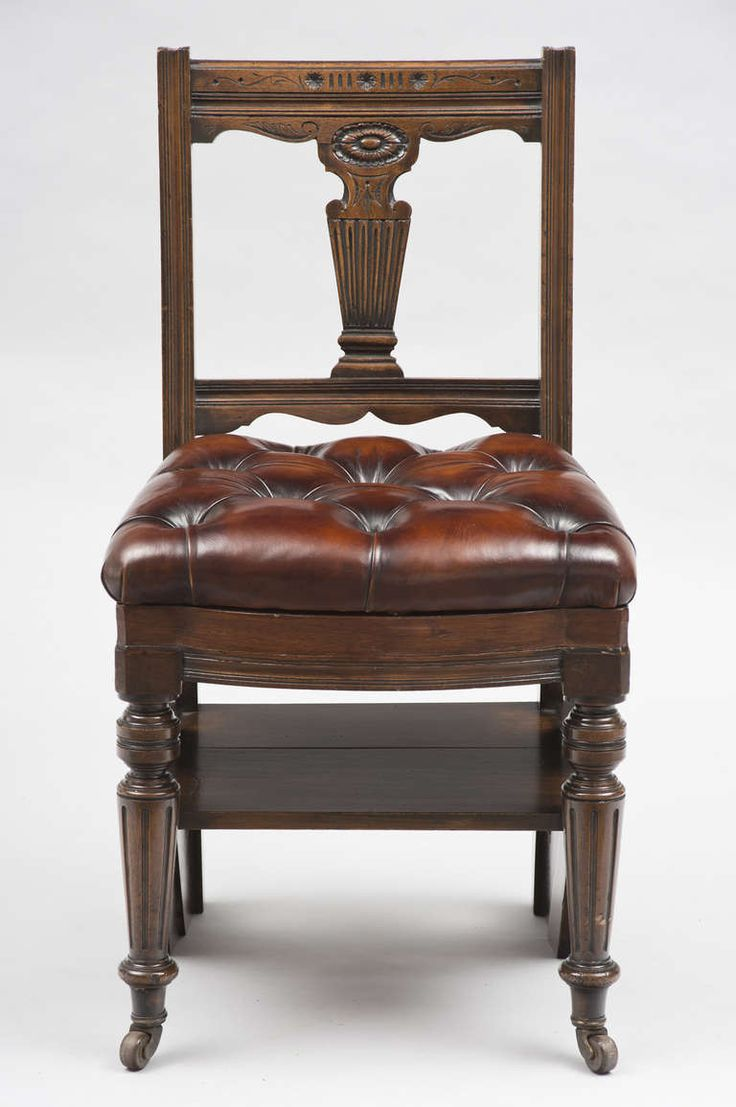 Victorian Mahogany Metamorphic Chair and Library Steps Circa 1870 : chair stool combo - islam-shia.org