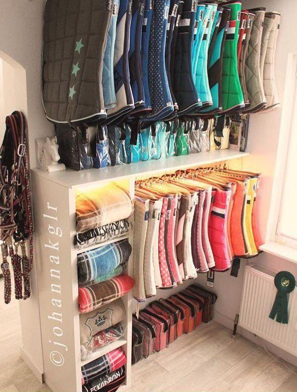 My dream tack room
