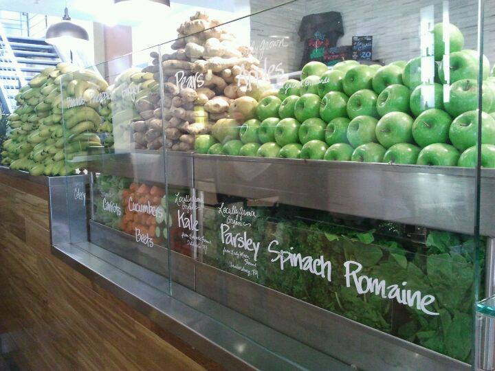 Spin class at Soul Cycle or Equinox is best followed by a stop at Juice Generation on 63rd and Lexington. The Mr. Greengenes smoothie is an all-time favorite and you must try their Almond Butter Acai Bowl.