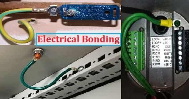The Concept Of Electrical Bonding Developed When We Required Connecting Two Or More Electrical Conductors Together Electricity Cable Tray Electrical Conductor