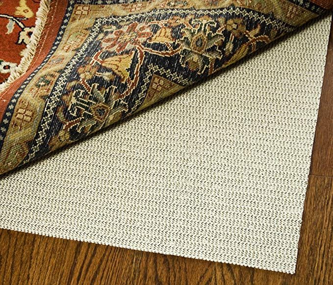 Safavieh Padding Collection Pad121 White Area Rug 8 Feet By 10 Feet 8 X 10 Review Safavieh Rug Rug Pad Rugs