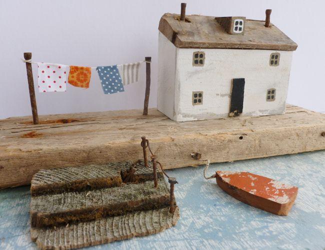 House for Asole from British artist - Fair Masters - handmade, handmade