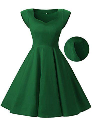 Dressystar Women's 50s Vintage Cap Sleeves Sweetheart Swi... https://www.amazon.com/gp/product/B01MRE71VJ/ref=as_li_qf_sp_asin_il_tl?ie=UTF8&tag=rockaclothsto-20&camp=1789&creative=9325&linkCode=as2&creativeASIN=B01MRE71VJ&linkId=b8f61e7fc8e0dc1355b8c358d416cef4