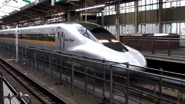 Japanischen Hochgeschwindigkeitszug Shinkansen 700