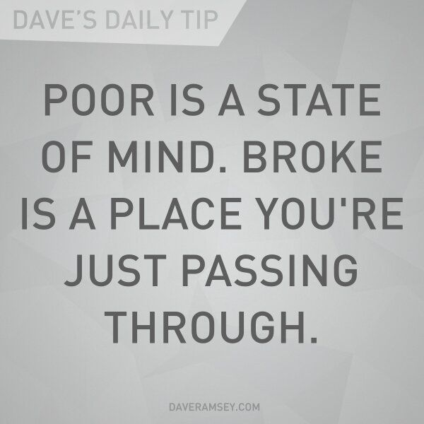 Dave Ramsey's daily tip - Google Search