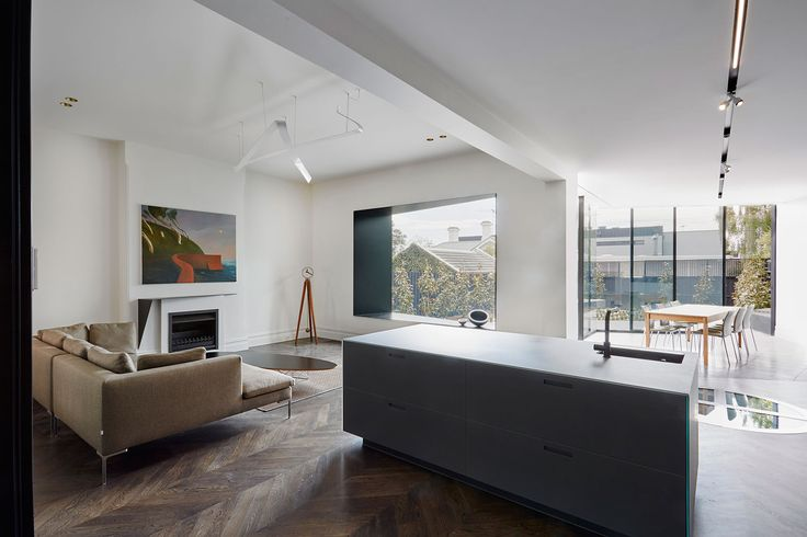 Victorian Terrace Renovation by Edwards Moore | Yellowtrace