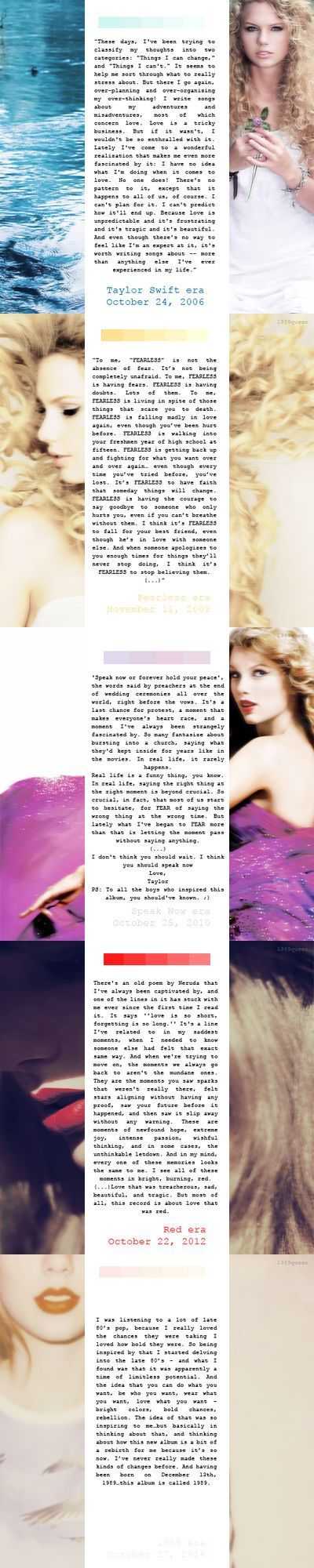 The Red Era was my favorite. The writing for all of these is great but it seems like she wrote red because she had to. It doesn't come to the others. Still I read them all when I feel down.