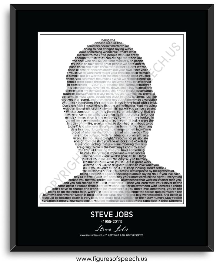 steve jobs role model essay