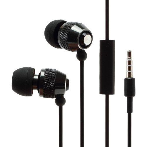 Wallytech In Ear-headset. Hitta fler iPhone-hörlurar: http://www.phonelife.se/iphonehorlurar-och-headset