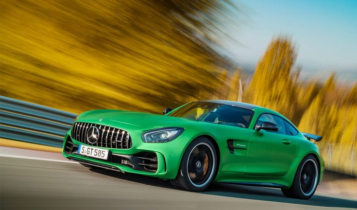 Pricing for 2018 Mercedes-AMG GTs Revealed
