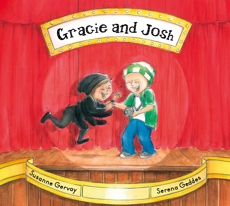 Gracie and Josh is a book about sticking together – through good and bad. It is about unconditional love and support, about resilience and about never giving up. It is a book that will make you turn to your family members and hug them. It is a book that you won't easily forget.  written by Susanne Gervay illustrated by Serena Geddes - review BUZZ WORDS MAGAZINE Reviewed by Francine Sculli