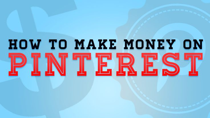 Making easy money with PINTEREST online
