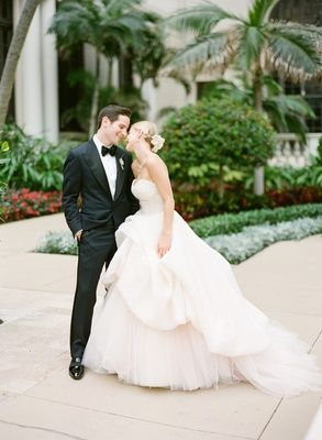 462 best images about lazaro real brides on pinterest for Wedding dresses palm beach