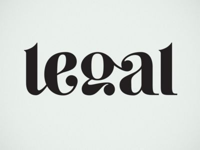 Lacuna Legal serif font