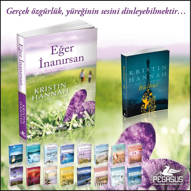 YENİ!  EĞER İNANIRSAN - KRISTIN HANNAH Çeviri: Solina Silahlı / Roman / 352 Sayfa http://urun.n11.com/roman/eger-inanirsan-P207634750?utm_content=buffer5b4f0&utm_medium=social&utm_source=pinterest.com&utm_campaign=buffer