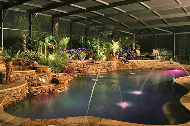 Photo Gallery Artesian Pools Central Florida 39 S Inground Swimming Pool And Spa Builders