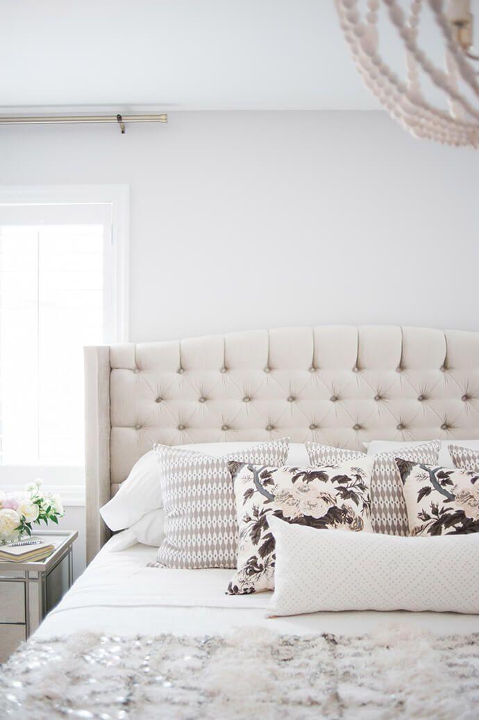 A Peek At Krystin Lee's Bedroom Makeover! | Glitter Guide