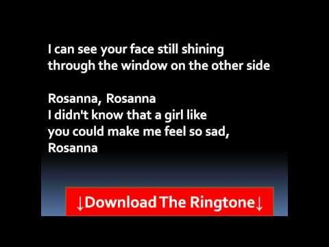▶ Toto - Rosanna Lyrics - YouTube
