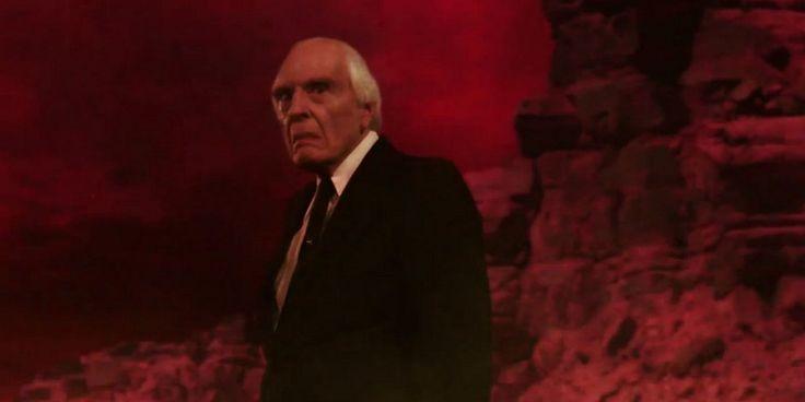 Phantasm Ravager Angus Scrimm as The Tall Man Phantasm: Ravager Trailer Brings Back The Tall Man