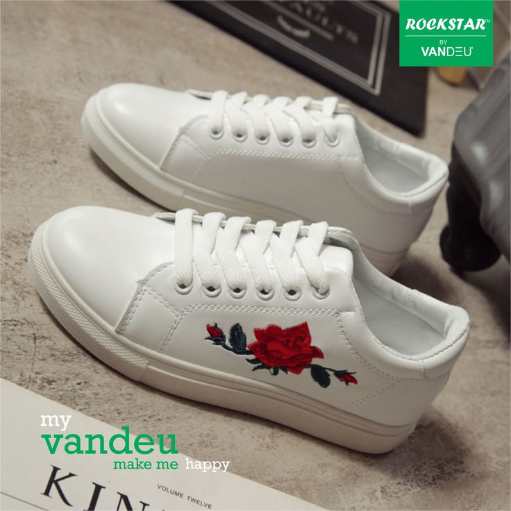 43 best vandeu rockstar images on pinterest boat shoes embroidery vandeurockstar new series white shoes with blue classic embroidery woman platform loafers embroider creepers spring mightylinksfo