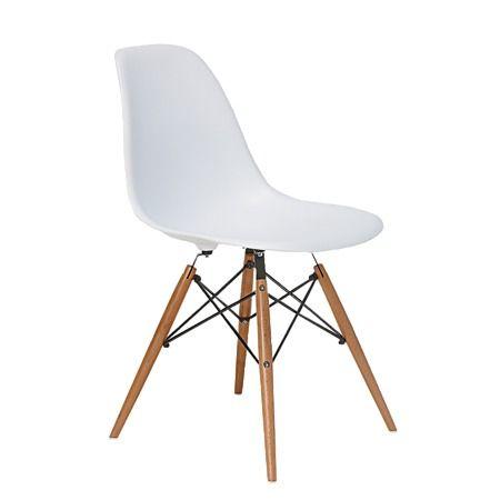 Solano Replica Eames DSW Chair White   Dining Room Chairs   Dining Furniture    Furniture  25  best Eames chair replica ideas on Pinterest   Eames chairs  . Dsw Replica Chairs Nz. Home Design Ideas