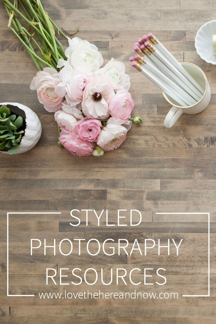Styled Photography, Styled Stock Photos, Creating your own blog graphics.