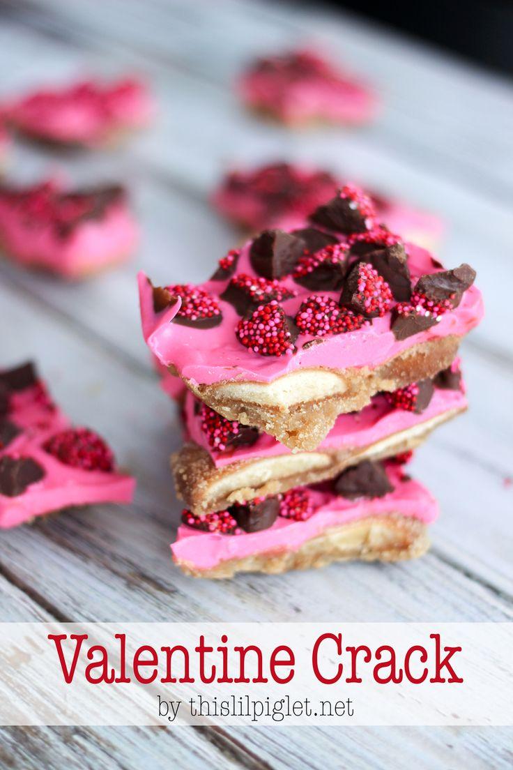 Paleo valentine s day meal ideas - Valentine Crack Candy Valentine Craftsvalentines Foodvalentine Recipesvalentine