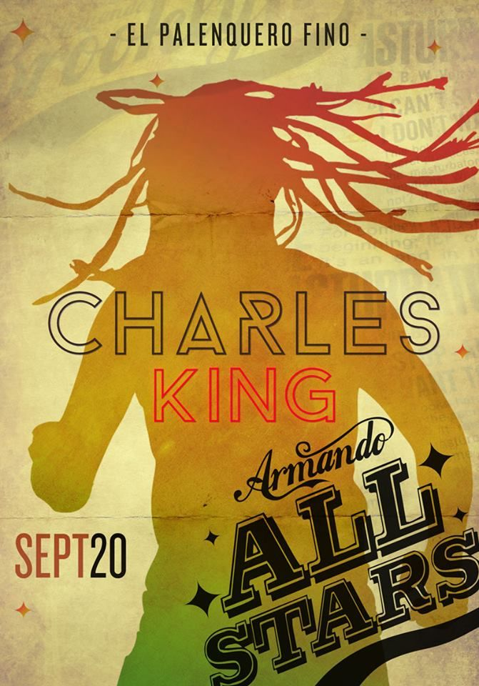 Charles King / Amando All Star!