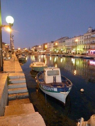 Sète - Languedoc-Roussillon - France