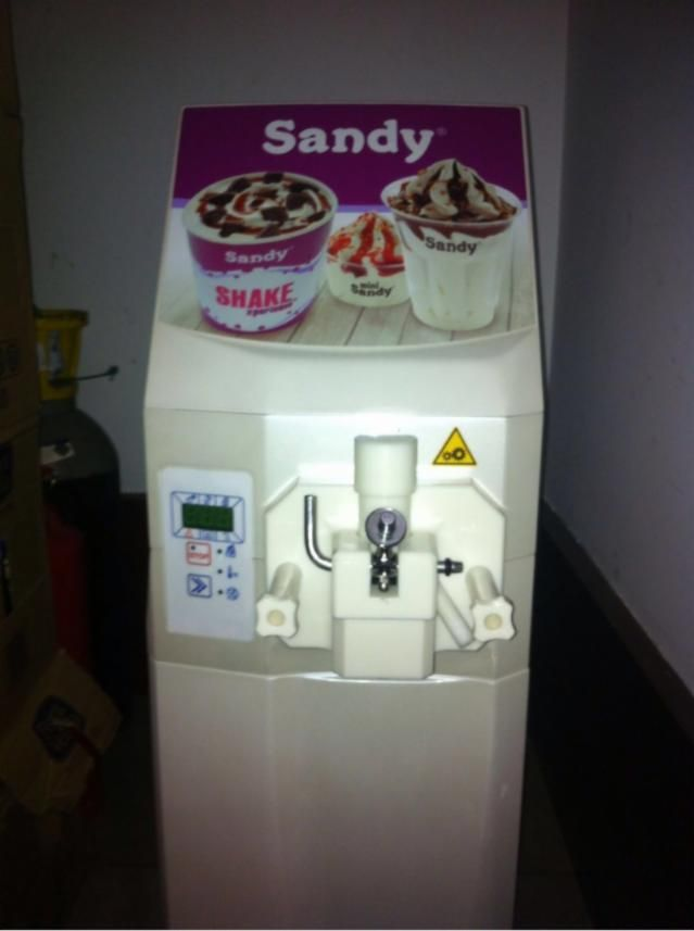 Máquina Helado Soft Sandy