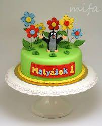 Výsledek obrázku pro cake krtek