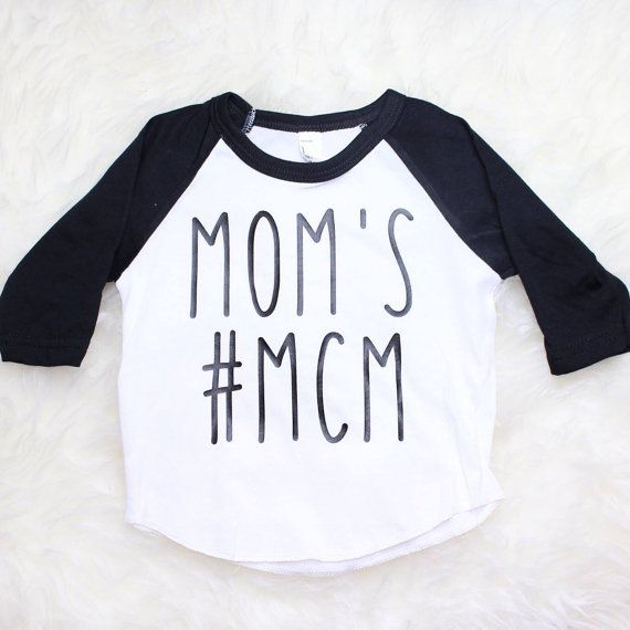 This Raglan Shirt will be so cute on your Little One!! Made with high quality heat transfer vinyl! Makes the perfect gift and will be a hit at