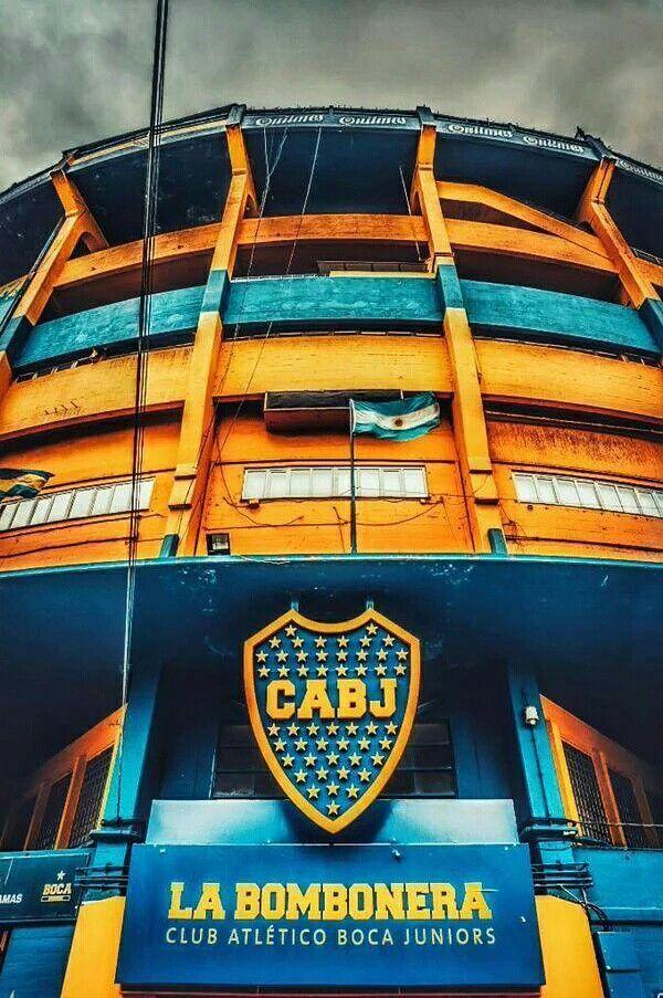 No es un estadio, es un TEMPLO QUE LATE  amor eterno CABJ!
