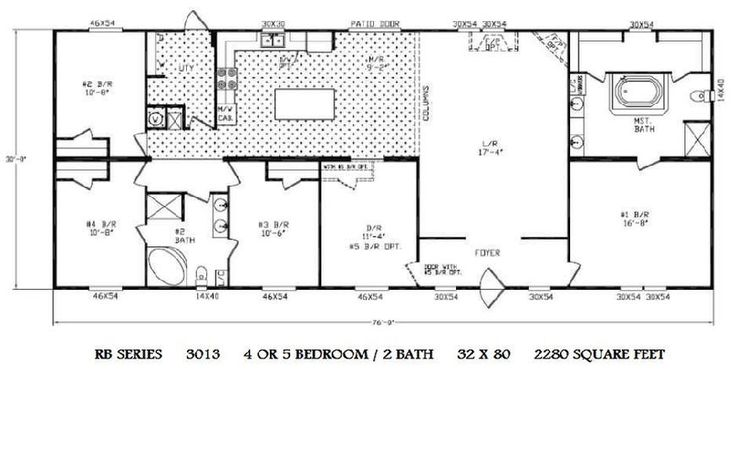 fleetwood mobile home floor plans and prices | double wide mobile homes