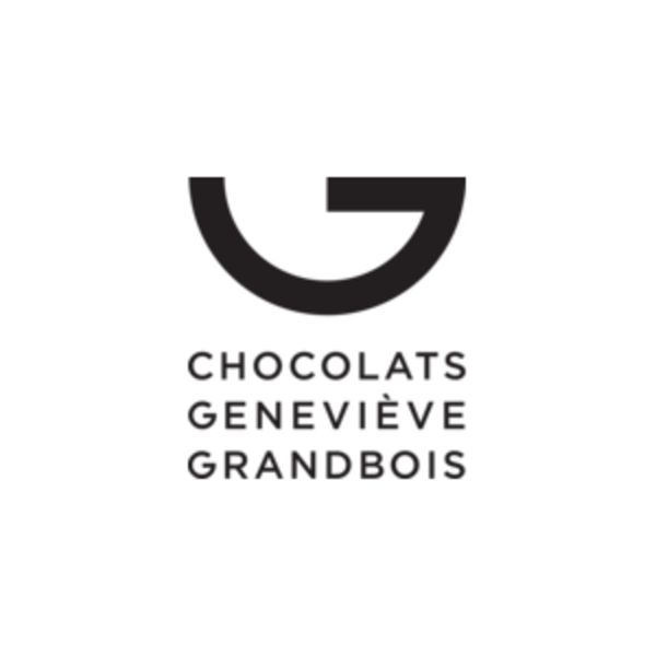 We hope you get as much pleasure out of tasting this chocolate as we did creating it, Chocolats Geneviève Grandbois 162 rue St-Viateur Montreal