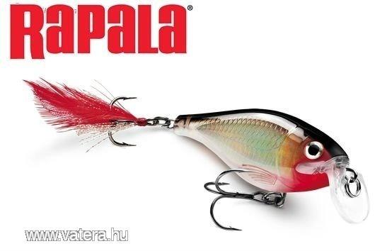 Rapala wobbler XRSH-6 S - 2499 Ft - Nézd meg Te is Vaterán - Műcsali - http://www.vatera.hu/item/view/?cod=1675328423