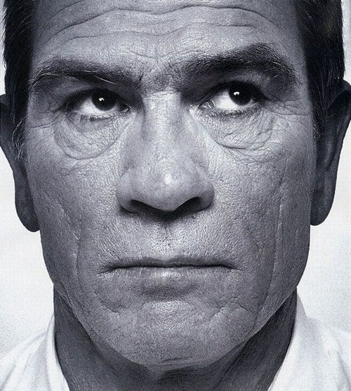 Tommy Lee Jones | Vote for your favorite Miramax crime film at miramax.com