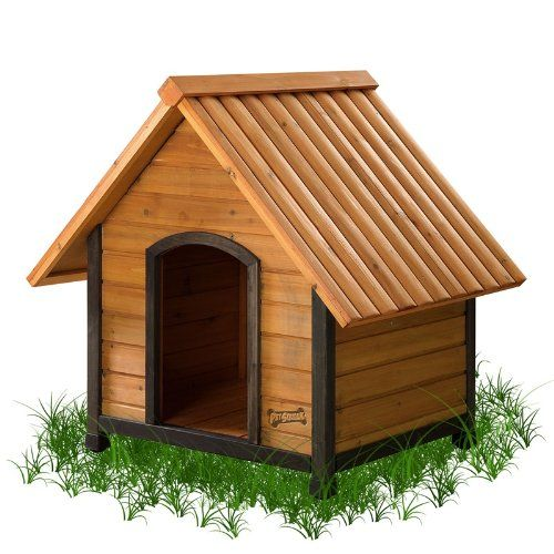 Pet Squeak Arf Frame Dog House, Medium * You can find out more details at the link of the image.