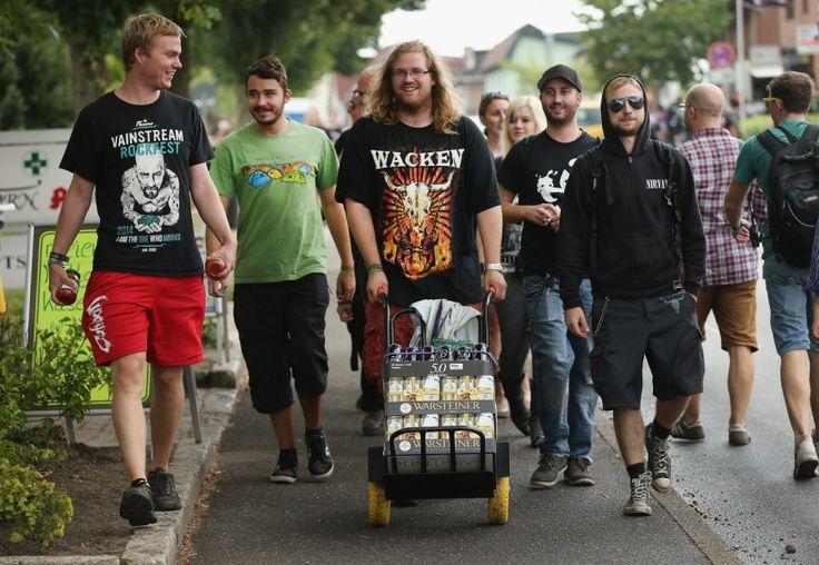 Wacken Heavy Metal Festival 2014