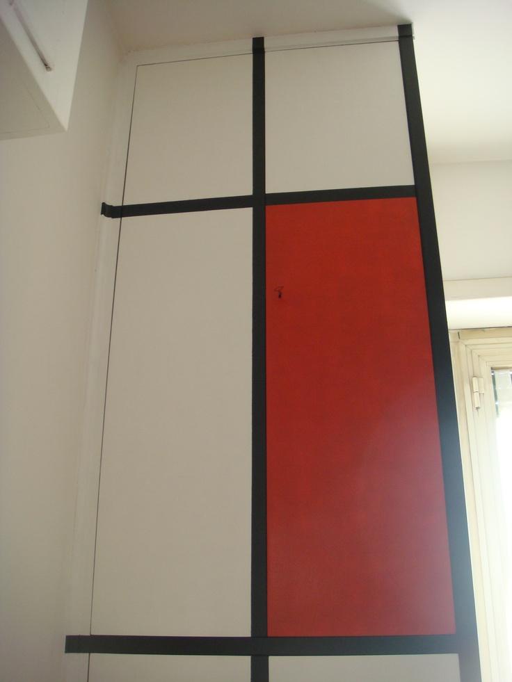 Armadio Mondrian